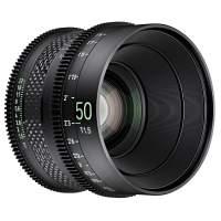 XEEN CF Cinema 50mm T1,5 Canon EF Vollformat
