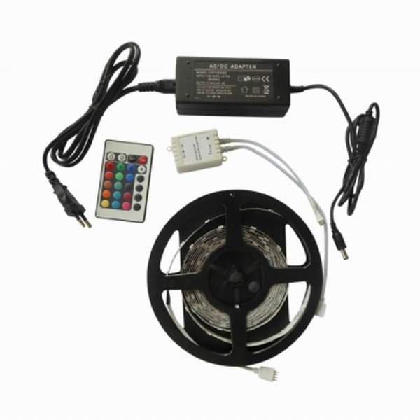 Bioledex 5m RGB LED Streifen Wasserdicht