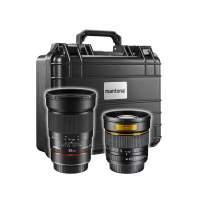 Walimex pro Reportage Set Nikon AE Vollformat
