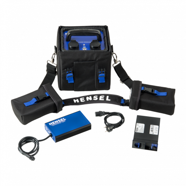 Hensel Power Max L Kit (230V)