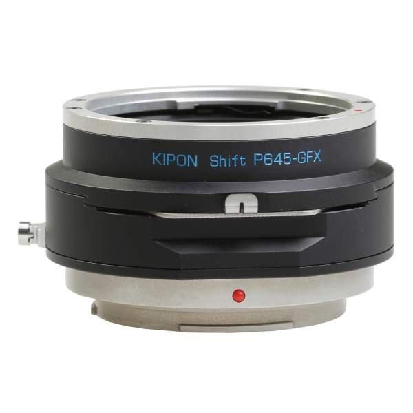 Kipon Shift Adapter für Pentax 645 auf Fuji GFX