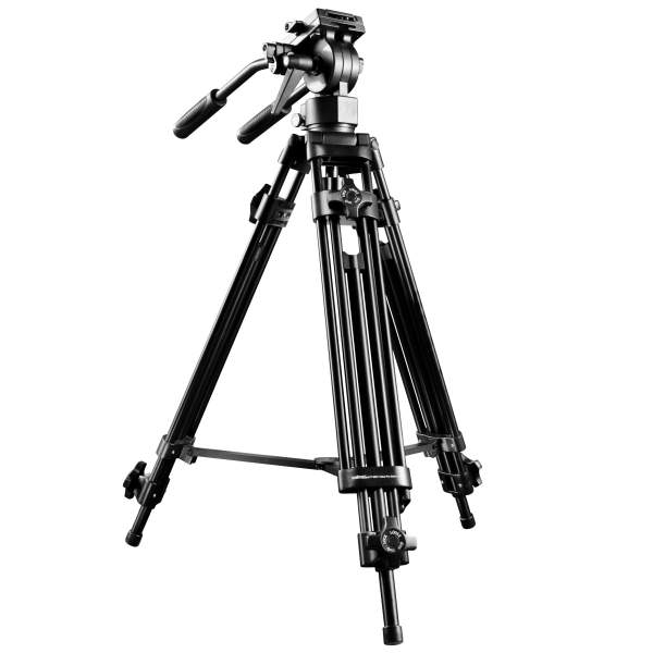 Walimex pro EI-9901 Pro 138 Videostativ 138cm