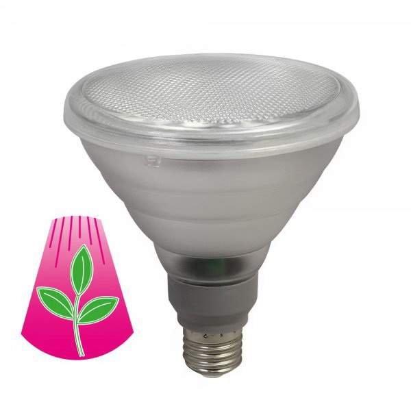 Bioledex PAR38 GoLeaf LED Pflanzenlampe 10W E27 Rot-blaue Pflanz