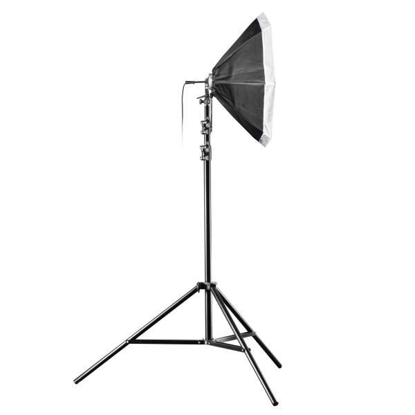 Walimex Daylight-Set 360 mit Softbox, Ø 80cm