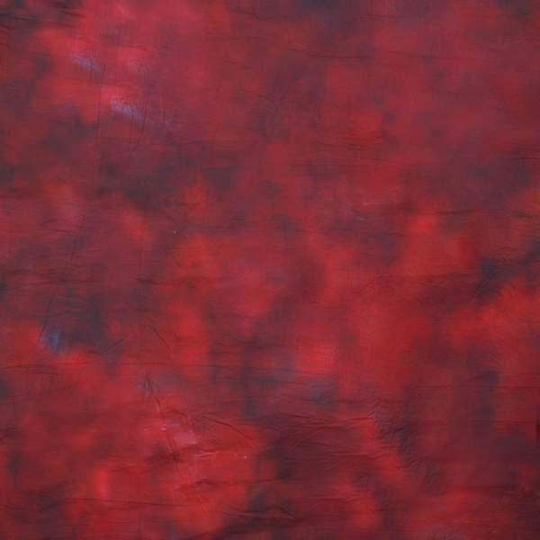 Walimex pro Stoffhintergrund 'Struktur Rot', 3x6m