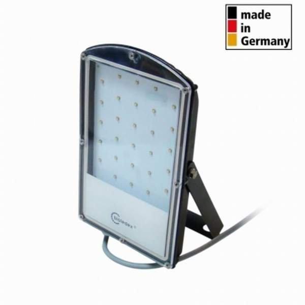 Bioledex LED Fluter ASTIR 32W 2750Lm 70° 5200K Schwarz