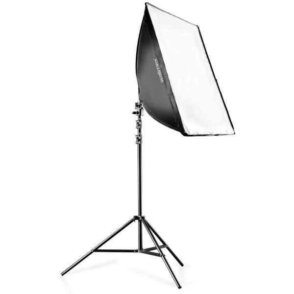 Walimex Daylight-Set 250+Softbox, 40x60cm