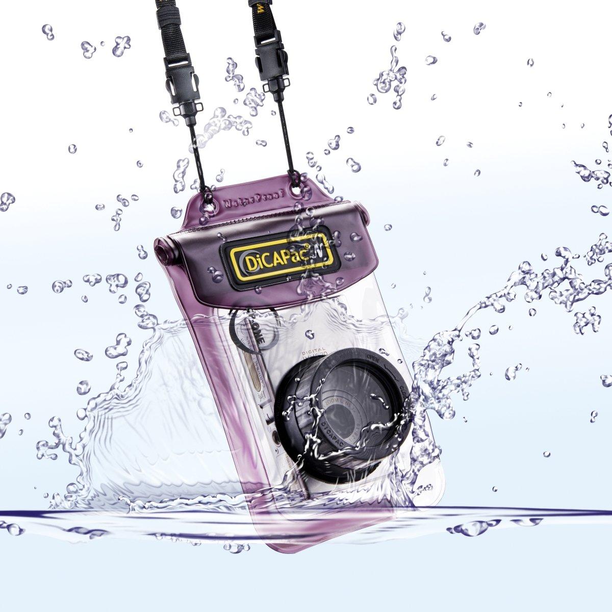 und Salzwasser geeignet DiCAPac WP-ONE Outdoor-// Unterwassertasche für  Süß