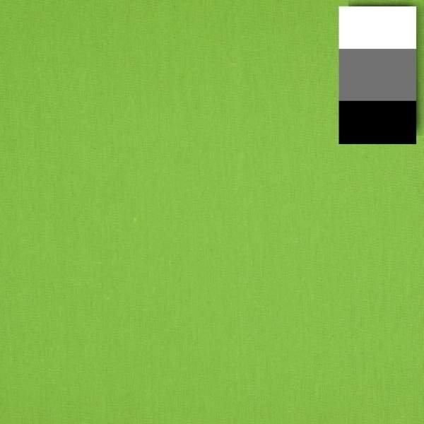 Walimex Stoffhintergrund 2,85x6m, apfelgrün