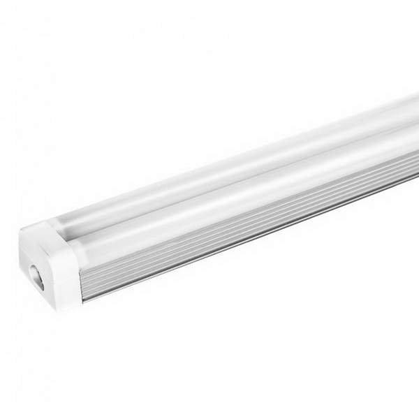 Bioledex LED Leuchte 2-fach 120 cm Warm Weiss 2700K