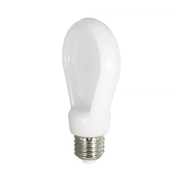 Bioledex FLATO LED Lampe E27 9W Flaches Design Warmweiss