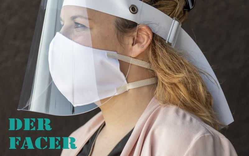 Gesichtsschutz für Erwachsene