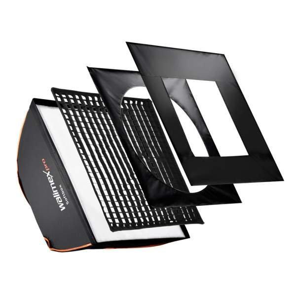 Walimex pro Softbox PLUS OL 60x60cm Electra Small
