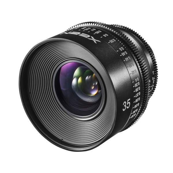 XEEN Cinema 35mm T1,5 Nikon F Vollformat