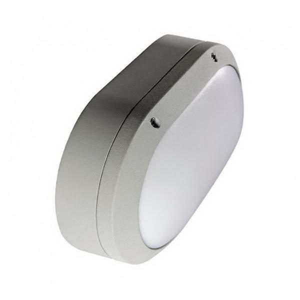 Bioledex WADO LED Aussenleuchte Oval 6W 22x13cm Neutralweiss