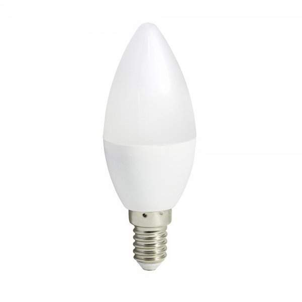 Bioledex TEMA LED Kerze E14 5.5W 470Lm Warmweiss