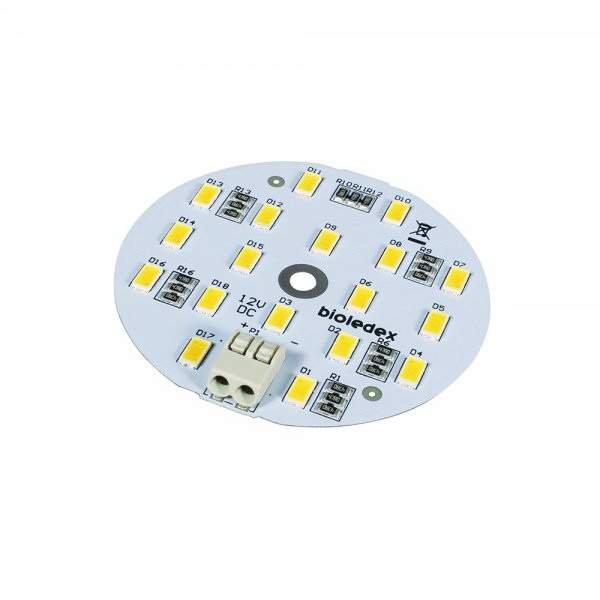 Bioledex LED Modul Ø60mm 12VDC 9W 800Lm 3000K