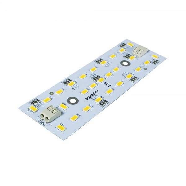 Bioledex LED Modul 120x40mm 12VDC 13,5W 1200Lm 3000K