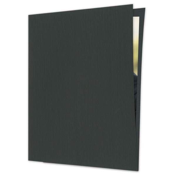 Einstecktasche 13x18 schwarz