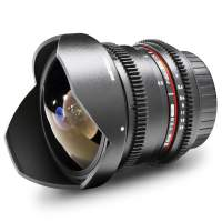 Walimex pro 8/3,8 Fisheye II Video APS-C Fuji X