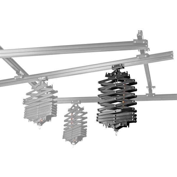 Walimex Schere für Deckenschienensystem