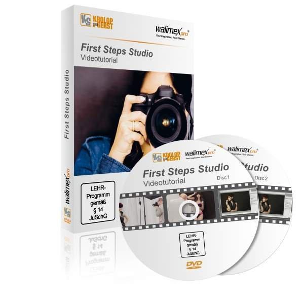 Walimex pro DVD First Steps Studio