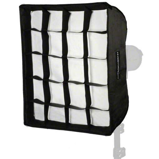 Walimex pro Softbox PLUS 40x50cm für Multiblitz P