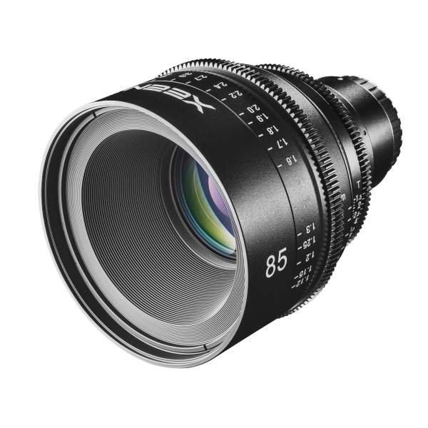 XEEN Cinema 85mm T1,5 MFT Vollformat