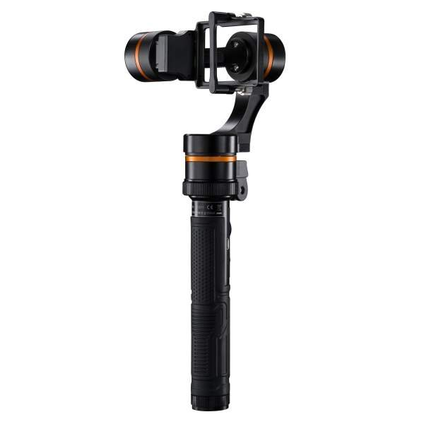 Walimex pro waver 3-Achsen Gimbal f. GoPro