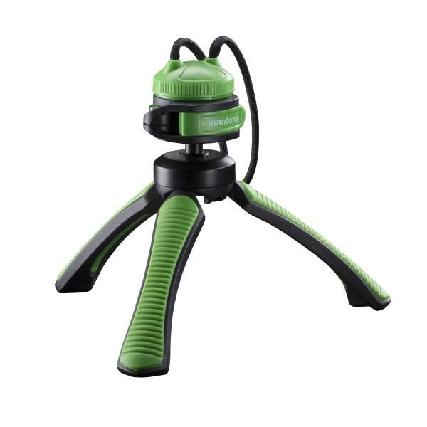 Mantona kaleido Gaia lime green