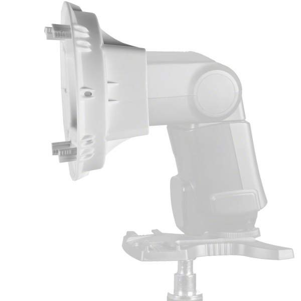 Zusatzadapter für Blitzvorsätze Canon 580EX II