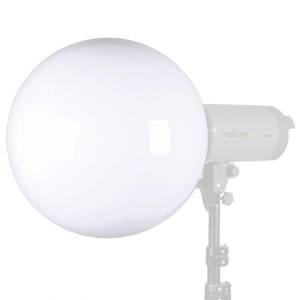 Walimex Univ. Spherical Diffuser Visatec