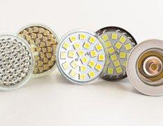 LED-Birnen sind vielseitig
