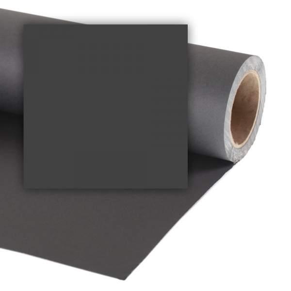 Colorama Hintergrundkarton 1,35 x 11m - Black