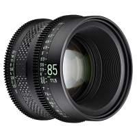 XEEN CF Cinema 85mm T1,5 PL Vollformat