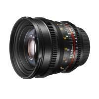 Walimex pro 50/1,5 Video DSLR Canon M