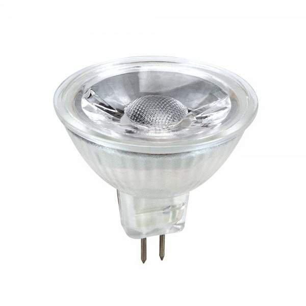 Bioledex HELSO Glas LED Spot GU5.3 MR16 3W 240Lm 38° Warmweiss