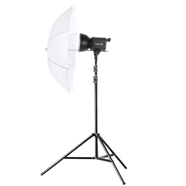 Walimex Daylight 250S Studioset Stativ + Schirm