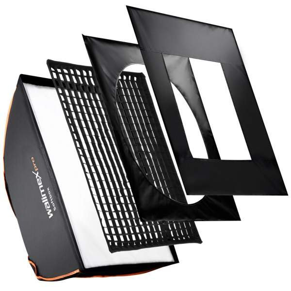 Walimex pro Softbox PLUS OL 75x150cm Electra Small