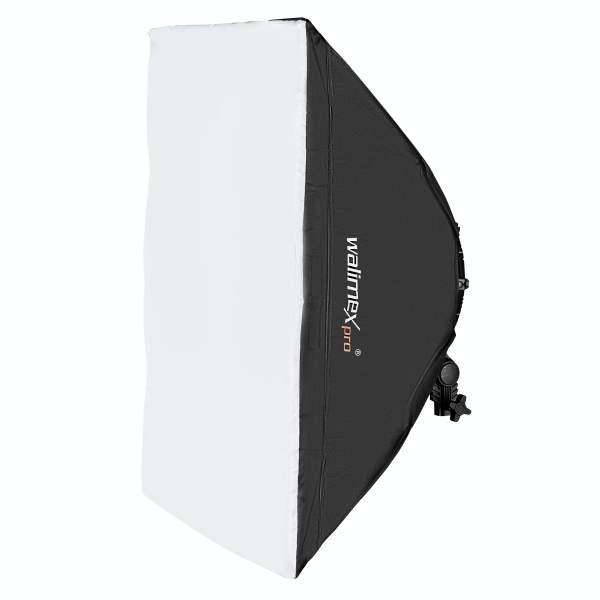 Walimex pro Softbox 50x70cm Niova 800 Round