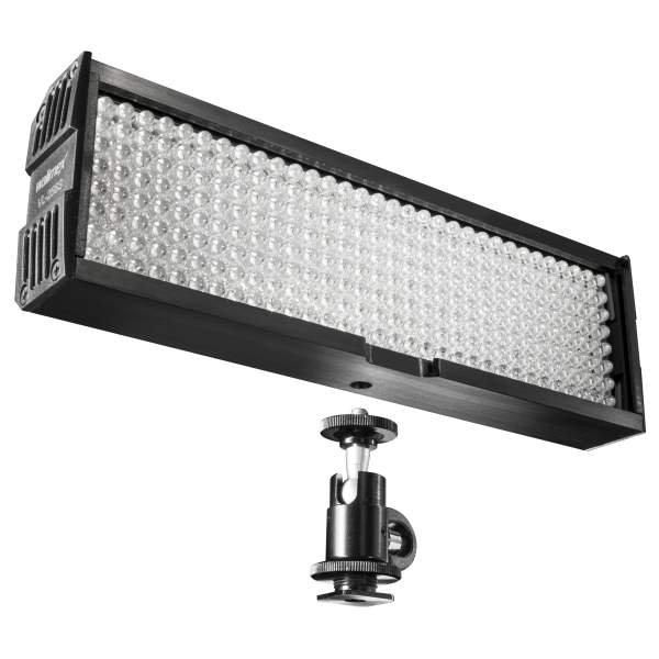 Walimex pro LED Foto Video Leuchte 256 Daylight