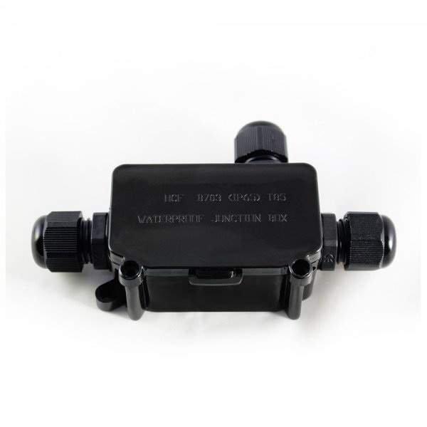 3-fach Verbindungsbox IP65 Wasserdicht T-Form