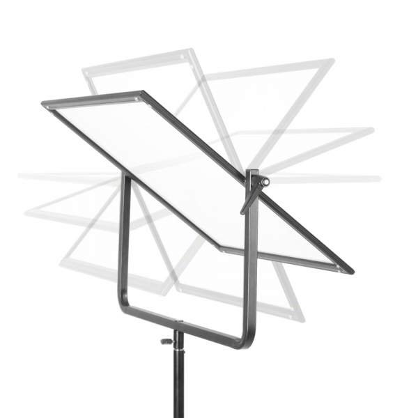 Walimex pro Diffusor-Platte, 55x55cm