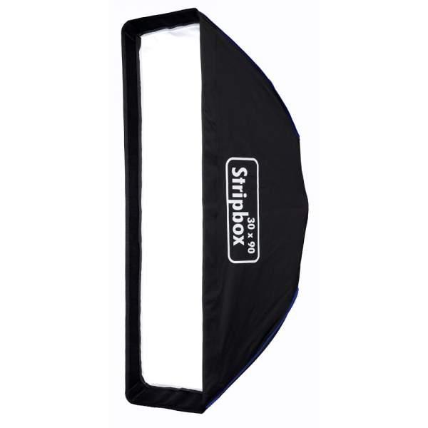 Hensel Strip-Softbox, 30 x 90 cm