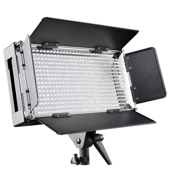 Walimex pro LED 500 Flächenleuchte dimmbar 30W