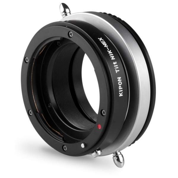 Kipon Tilt Adapter Nikon auf Sony E