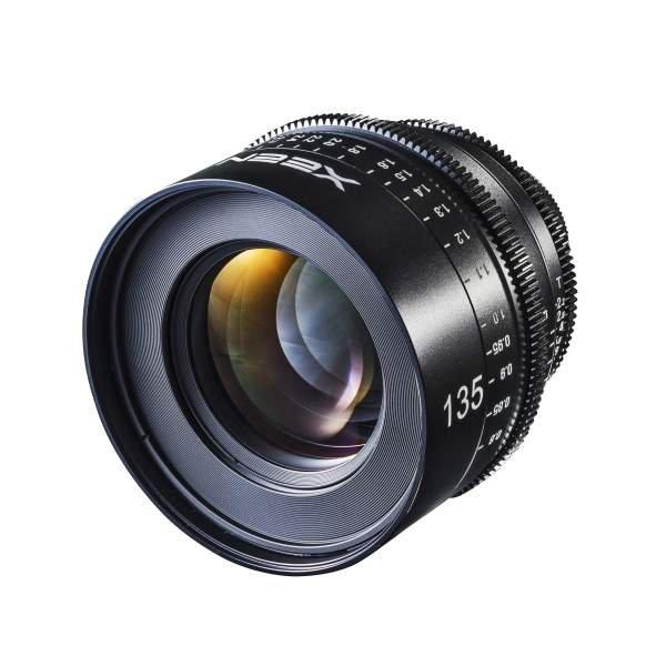 XEEN Cinema 135mm T2,2 Nikon F Vollformat