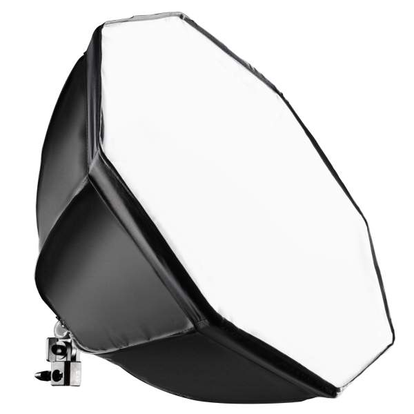 Walimex pro Daylight 250 Softbox Octagon Ø55cm 50W