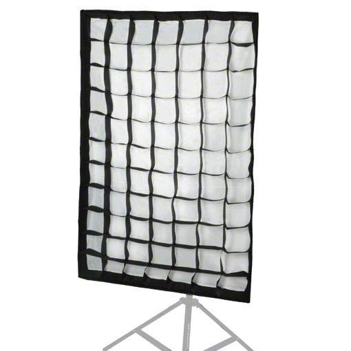 Walimex pro Softbox PLUS 80x120cm f. Aurora/Bowens