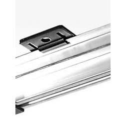 Deckenhalter für Schiene alu/silber